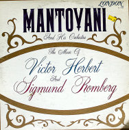 "Mantovani & His Orchestra Vinyl 12"" (Used)"