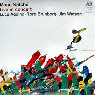 """Manu Katche Vinyl 12"""" (New)"""