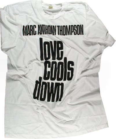 Marc Anthony Thompson Men's Vintage T-Shirt
