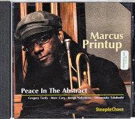 Marcus Printup CD