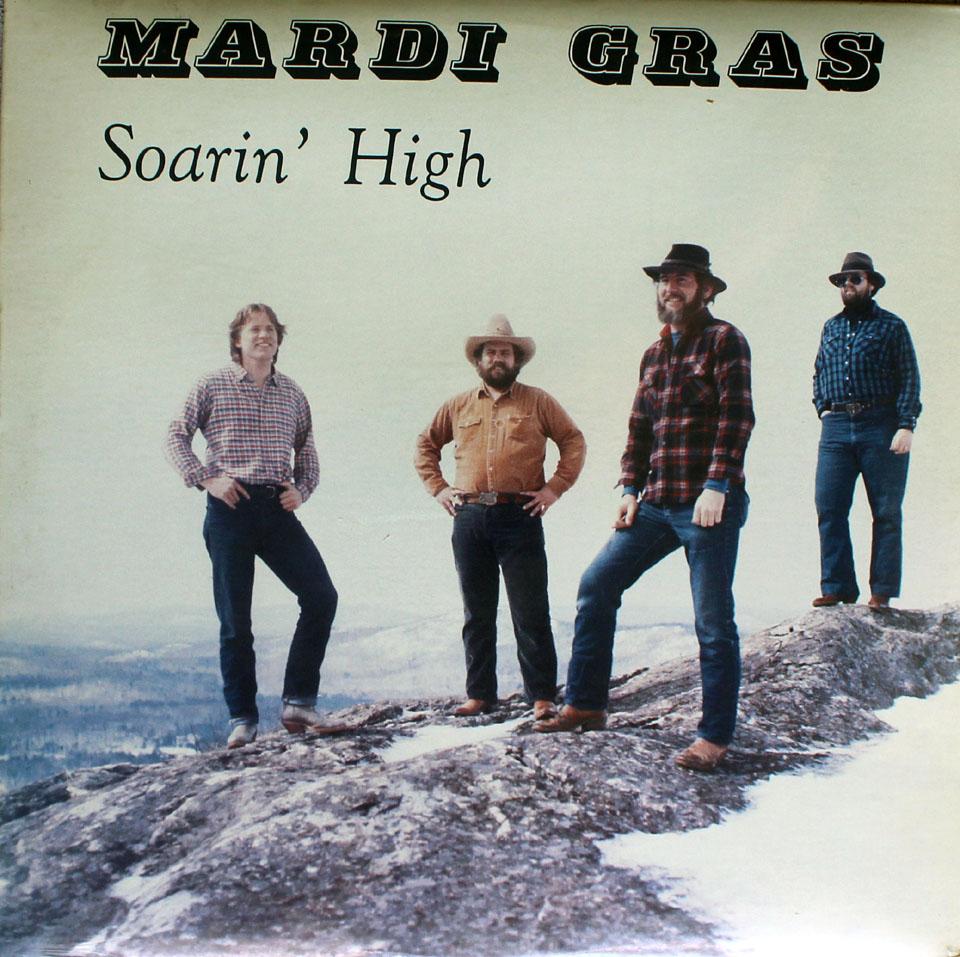 "Mardi Gras Vinyl 12"" (New)"