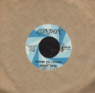 "Margaret Whiting Vinyl 7"" (Used)"