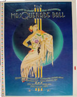 Margo St. James' San Francisco Masquerade Ball Proof