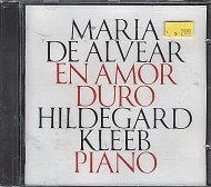 Maria De Alvear CD