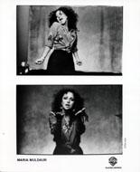 Maria Muldaur Promo Print