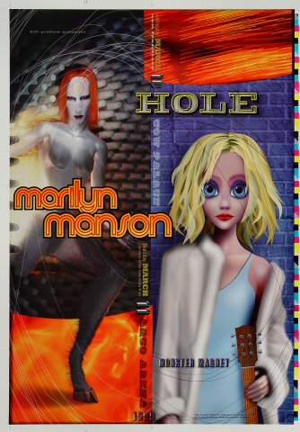 Marilyn Manson Proof