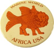 Marine World Africa USA Pin