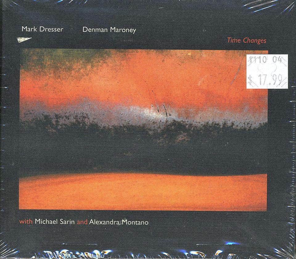 Mark Dresser CD