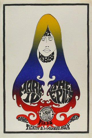 Mark IV Poster
