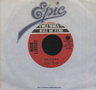 """Mark Lindsay Vinyl 7"""" (Used)"""
