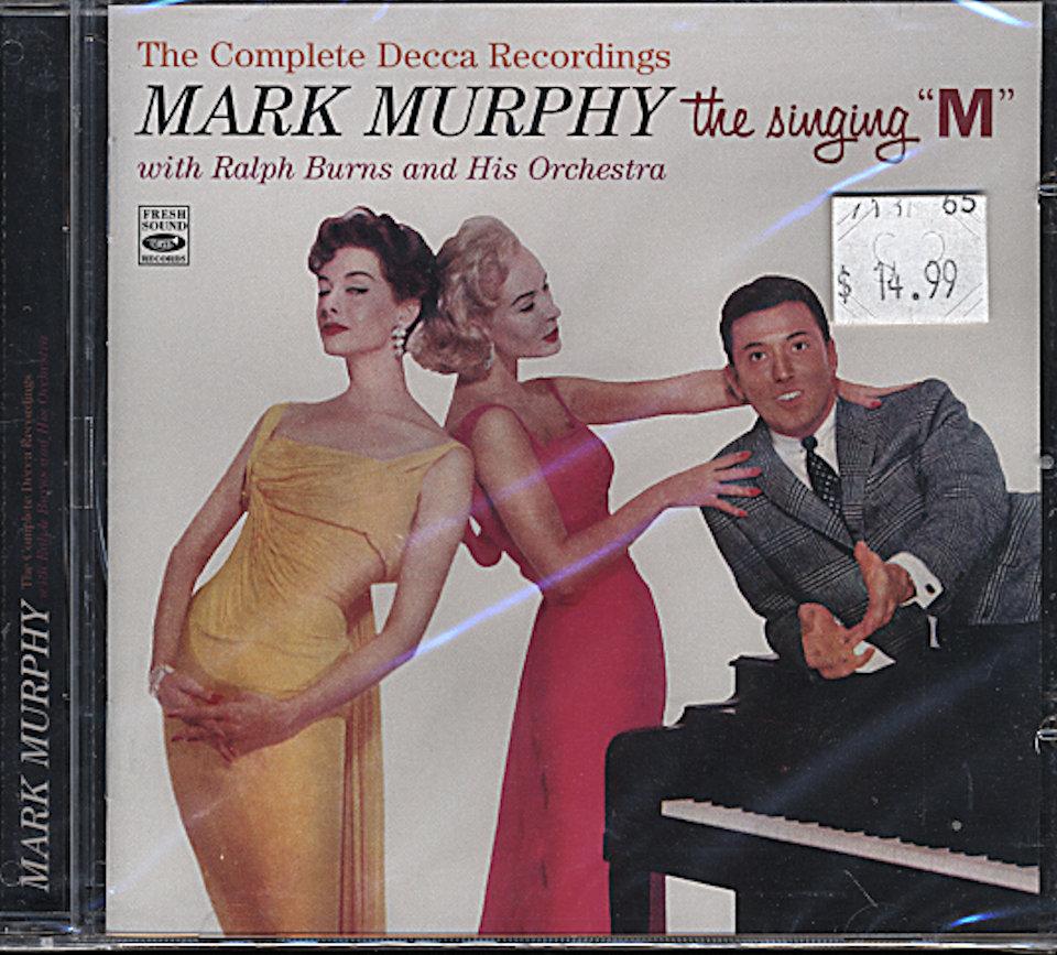 Mark Murphy CD