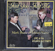 Mark Shane & Johnny Varro CD