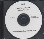 Mark Turner Quartet CD
