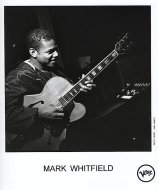 Mark Whitfield Promo Print