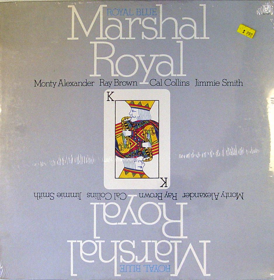 "Marshal Royal Vinyl 12"" (New)"