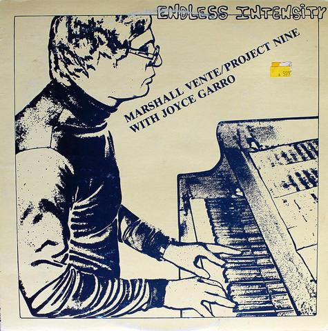 """Marshall Vente Vinyl 12"""" (Used)"""