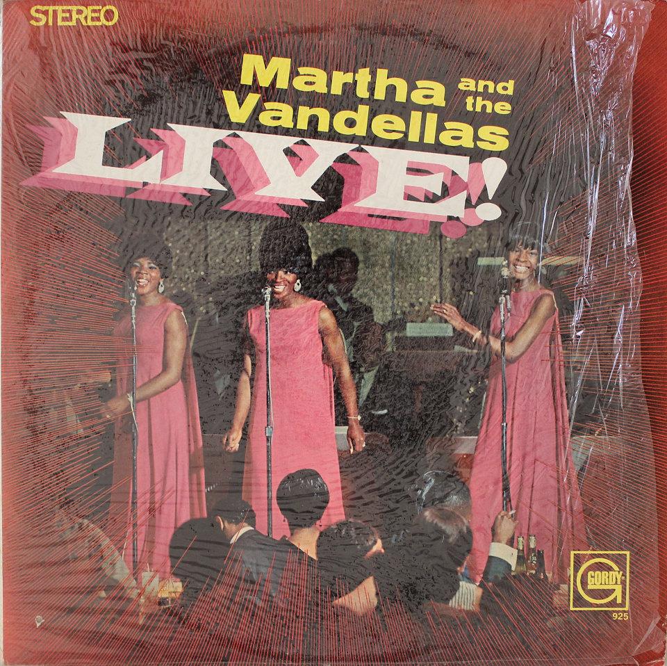 """Martha & the Vandellas Vinyl 12"""" (Used)"""