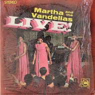 "Martha & the Vandellas Vinyl 12"" (Used)"