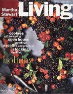 Martha Stewart Living No. 17 Magazine