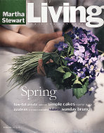 Martha Stewart Living No. 19 Magazine