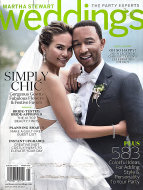 Martha Stewart Weddings Spring 2014 Magazine