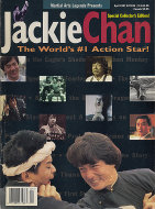 Martial Arts Legends Presents: Jackie Chan Magazine