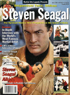 Martial Arts Legends: Steven Seagal Magazine