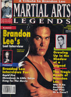 Martial Arts Legends Magazine