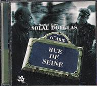 Martial Solal & Dave Douglas CD