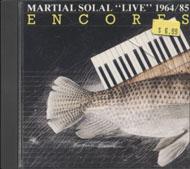 Martial Solal CD