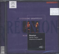 Martin Taylor / Stephanie Grappelli CD