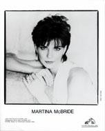 Martina McBride Promo Print