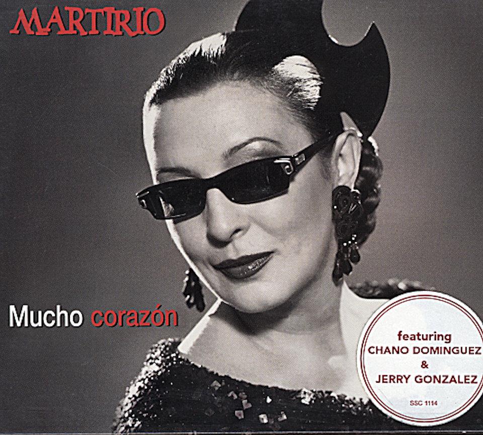 Martirio CD