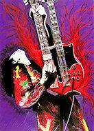 Marty Balin Postcard