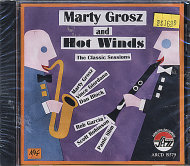 Marty Grosz and Hot Winds CD