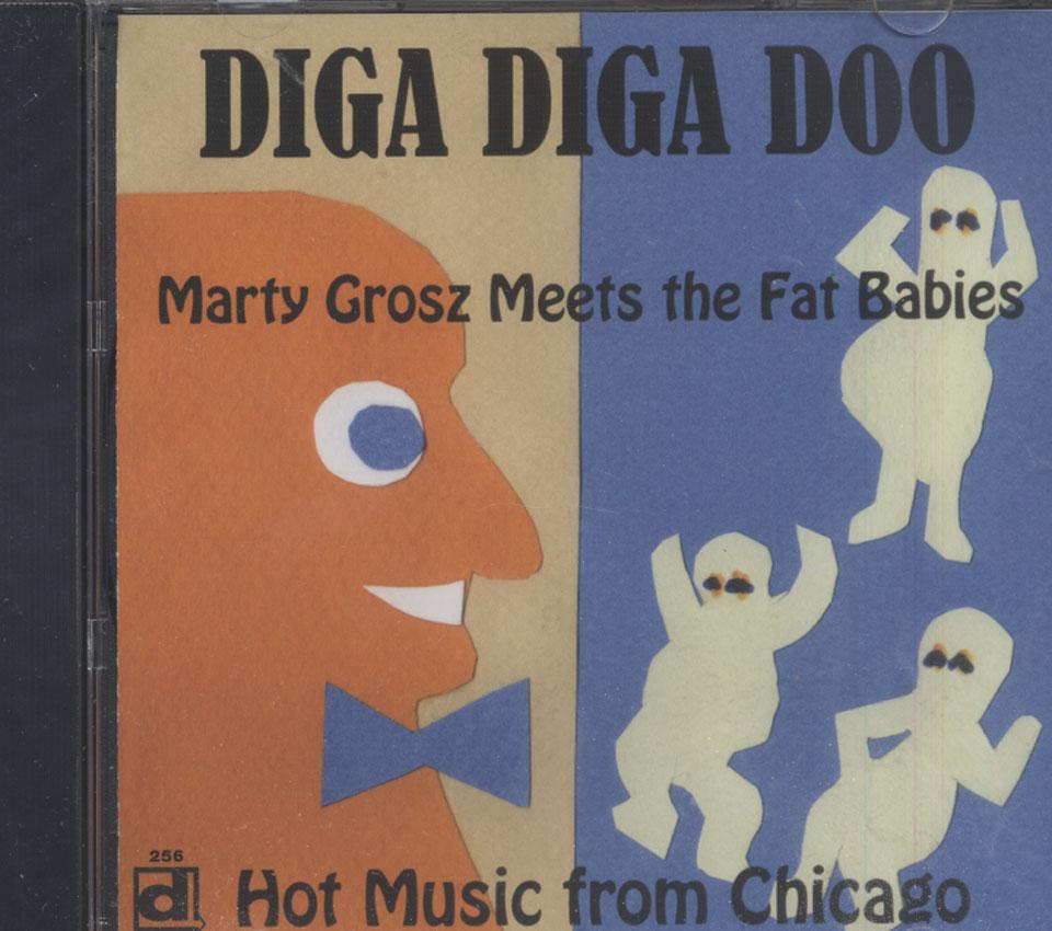 Marty Grosz Meets The Fat Babies CD