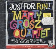 Marty Grosz Quartet CD
