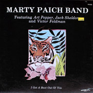 "Marty Paich Band Vinyl 12"" (Used)"