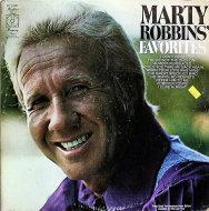 "Marty Robbins Vinyl 12"" (Used)"