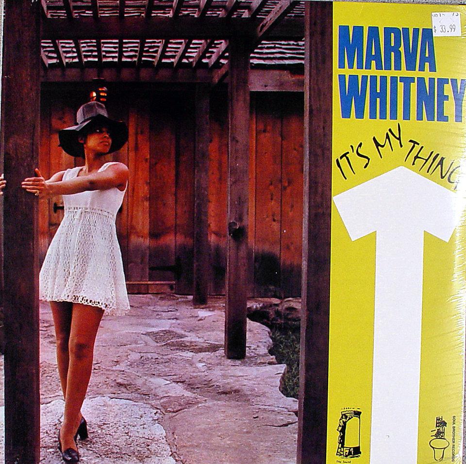 """Marva Whitney Vinyl 12"""" (New)"""