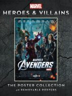 Marvel Heroes and Villains Poster Collection Book
