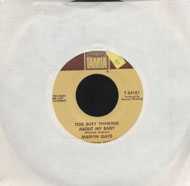 "Marvin Gaye Vinyl 7"" (Used)"