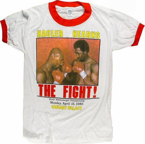 Marvin Hagler Men's Vintage T-Shirt