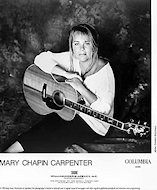 Mary Chapin Carpenter Promo Print