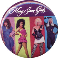 Mary Jane Girls Pin