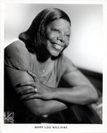 Mary Lou Williams Promo Print