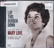 Mary Love CD