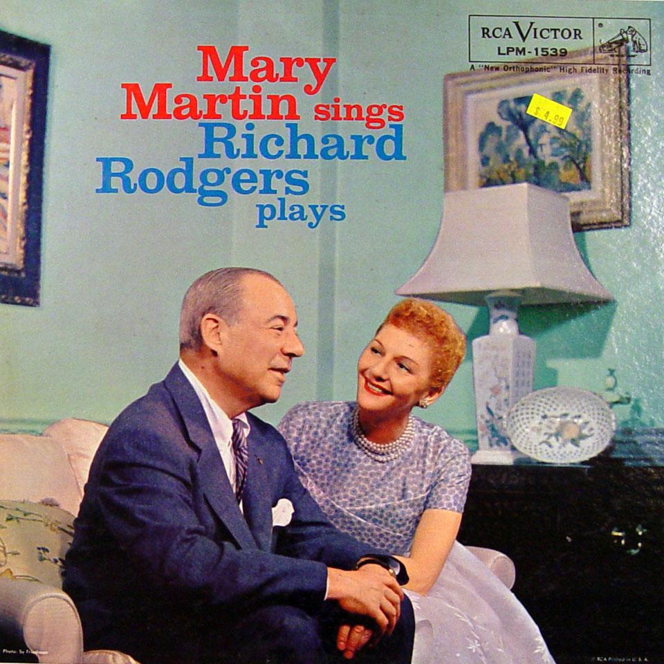 """Mary Martin Vinyl 12"""" (Used)"""