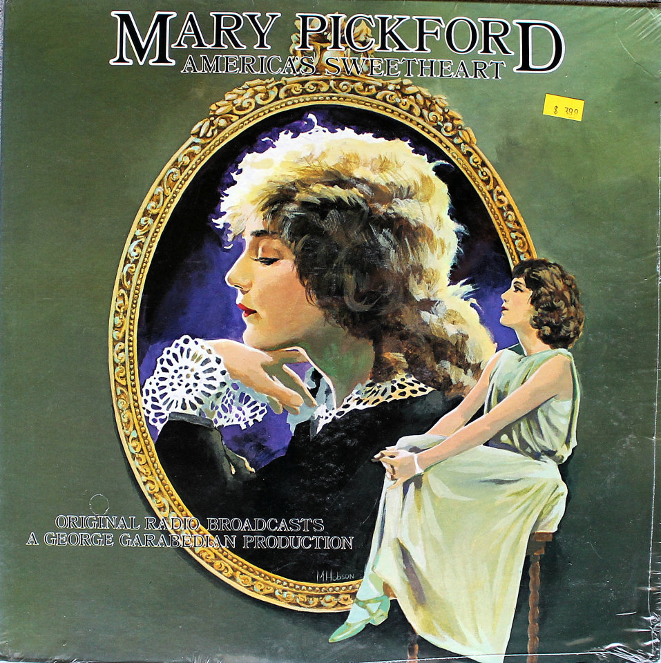 "Mary Pickford Vinyl 12"" (New)"
