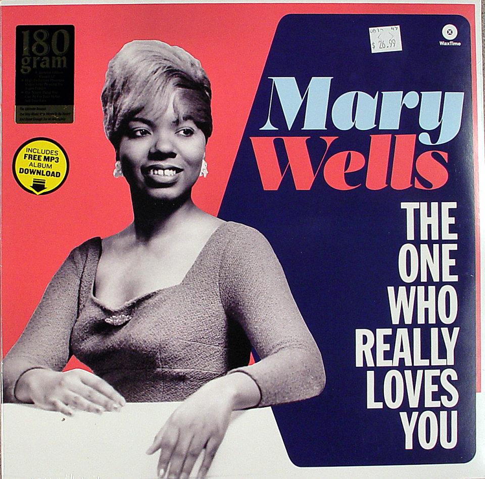 "Mary Wells Vinyl 12"" (New)"